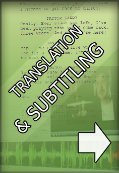Translation and Subtitling